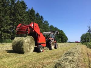 牧草収穫160702